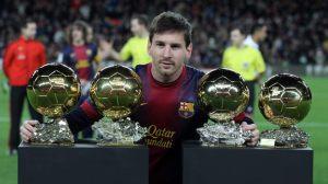 Messi 4X  BDO